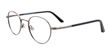 Satin Dark Grey Cargo C5047 Eyeglasses.