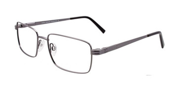 Satin Grey Cargo C5038 Eyeglasses.