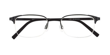 Satin Black Cargo C5037 Eyeglasses.