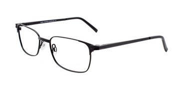 Matt Black Cargo C5040 Eyeglasses.