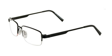 Matt Black Cargo C5036 Eyeglasses.