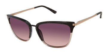 Black/Blush L.A.M.B DIXIE - LA566 Sunglasses