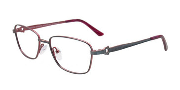 Satin Light Blue/Pink Pentax PX908 Eyeglasses