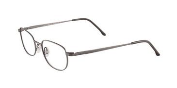 Shiny Silver Cargo C5031 Eyeglasses.
