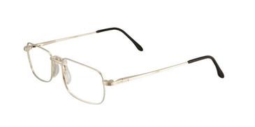 Satin Silver Cargo C5033 Eyeglasses.