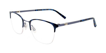 Matt Demi Blue & Steel Blue Clip & Twist CT268 Eyeglasses.