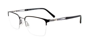 Matt Black & Matt Grey Clip & Twist CT263 Eyeglasses.