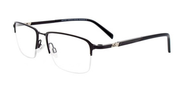 Matt Black Clip & Twist CT262 Eyeglasses.