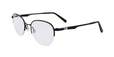 matt Black Clip & Twist CT251 Eyeglasses.