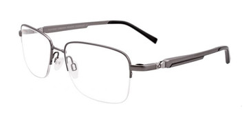Matt Grey Clip & Twist CT239 Eyeglasses.
