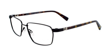 Satin Black Clip & Twist CT246 Eyeglasses.