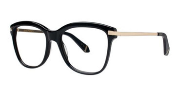 Black Zac Posen Arletty Eyeglasses.