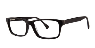 Black Matt Vivid 836 Eyeglasses