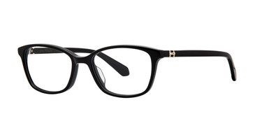 Black Zac Posen Cecilee Eyeglasses.
