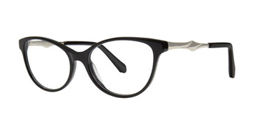 Black Zac Posen Farida Eyeglasses.