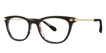 Black Zac Posen Gladys Eyeglasses - Teenager.