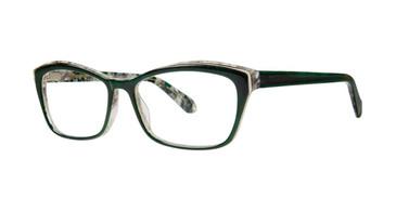 Emerald Marble Zac Posen Ludmilla Eyeglasses.