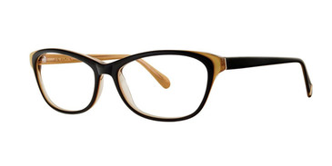 Black Gold Zac Posen Maudie Eyeglasses.