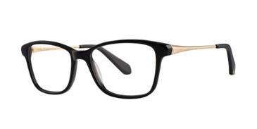 Black Zac Posen Severine Eyeglasses.