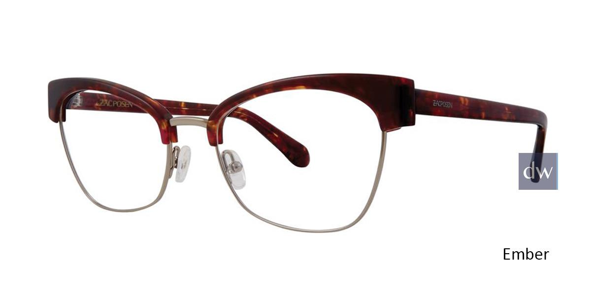 Ember Zac Posen Livy Eyeglasses.