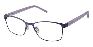 Blueberry Lavender Superflex SF-562 Eyeglasses.