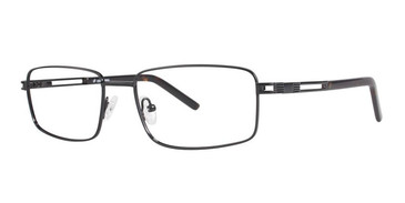 Shiny Black/Tortoise Vivid Collection 3004 Eyeglasses.