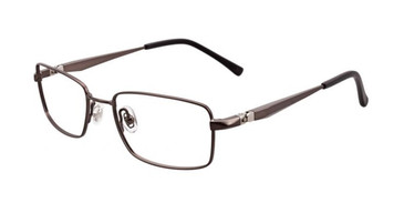 Matte Dark Grey EasyTwist ET960 Eyeglasses - Teenager.