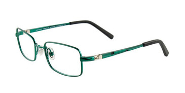 Shiny Emerald Green EasyTwist ET947 Eyeglasses.