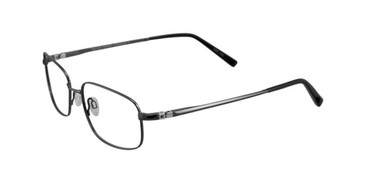 Shiny Dark Grey EasyTwist ET889 Eyeglasses.