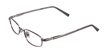 Shiny Dark Grey EasyTwist ET896 Eyeglasses.