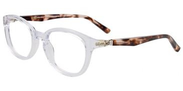 Crystal Easy Clip EC495 Eyeglasses.