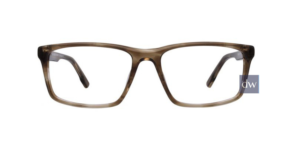 Light Brown Crystal Turboflex TK1053 Eyeglasses.