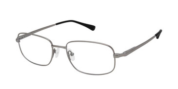 Charcoal SuperFlex Titan SF-1123T Eyeglasses.