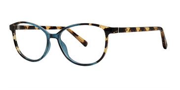Demi Blue Vivid Collection Vivid 268 Eyeglasses