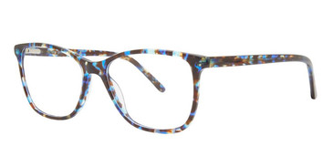 Blue Vivid Splash 77 Eyeglasses