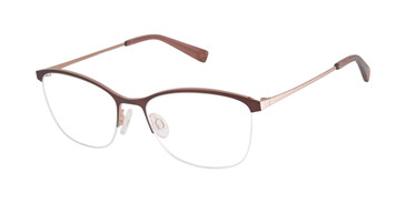 Brown Brendel 902257 Eyeglasses.