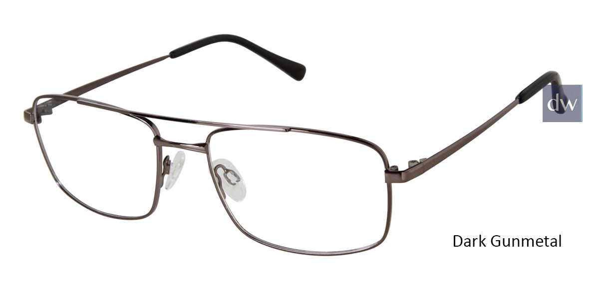 Dark Gunmetal TitanFlex M990 Eyeglasses