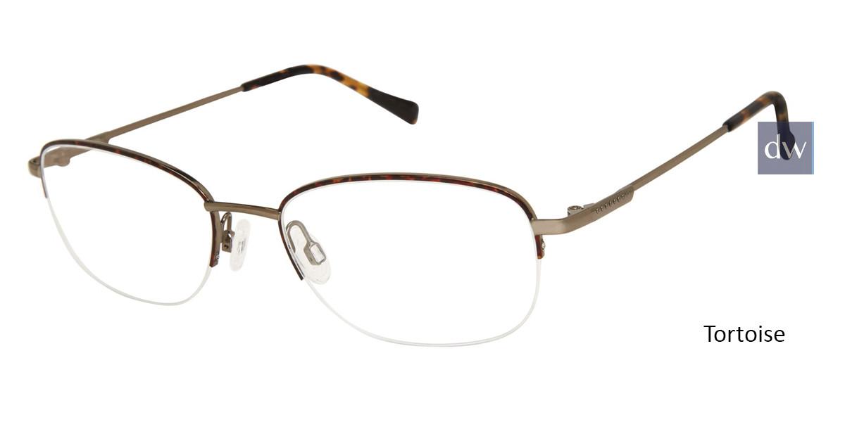 Tortoise TitanFlex M988 Eyeglasses