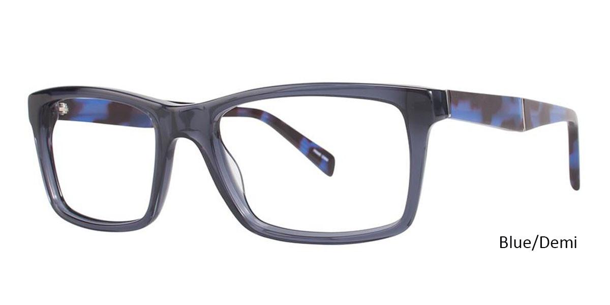 Blue/Demi Vivid Eyeglasses Vivid Boutique 4030.