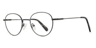Black Brooklyn Heights Hipster Eyeglasses
