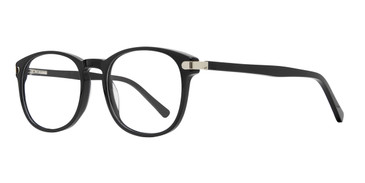 Black Brooklyn Heights Shiloh Eyeglasses