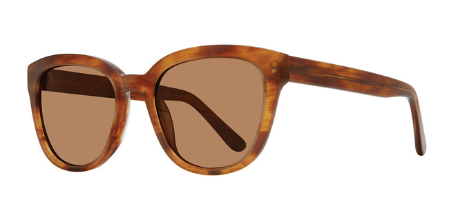 Brown Brooklyn Heights Linden Sunglasses