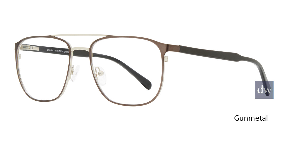 Gunmetal Brooklyn Heights Stillwell Eyeglasses