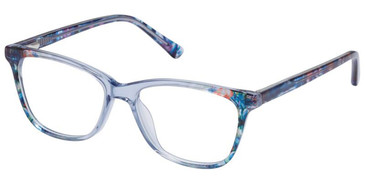 Sky Blue Superflex Kids SFK-232 Eyeglasses