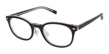Matte Navy Crystal Superflex Kids SFK-224 Eyeglasses