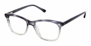 Black Fade Superflex Kids SFK-223 Eyeglasses