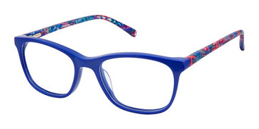 Cobalt Pink Superflex Kids SFK-219 Eyeglasses