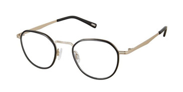 Black Gold Kliik Denmark 674 Eyeglasses.
