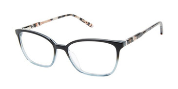 Black/Grey Humphrey's 594037 Eyeglasses.