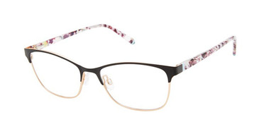 Black/Rose Gold Humphrey's 592049 Eyeglasses.
